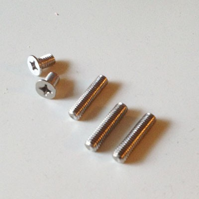 Spare Parts Screws that fit Maypole Tier(round or square)